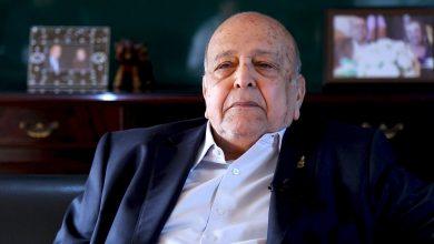 وفاة رجل الأعمال حسين صبور