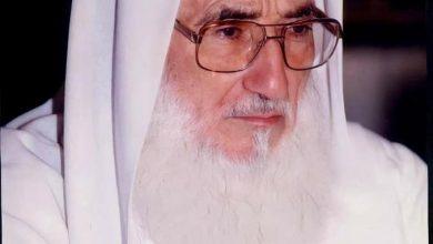الشيخ المفسر محمد علي الصابوني